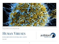 Human Viruses & The Limitation Of Antiviral Drug Agents