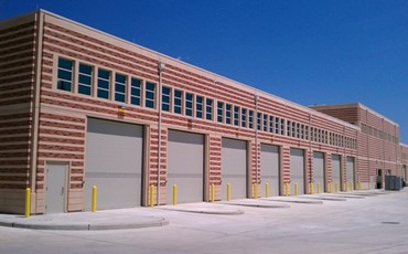 A picture of WMATA Southeastern Bus Garage