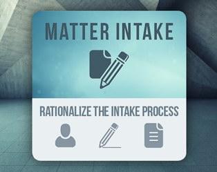 Matter Intake