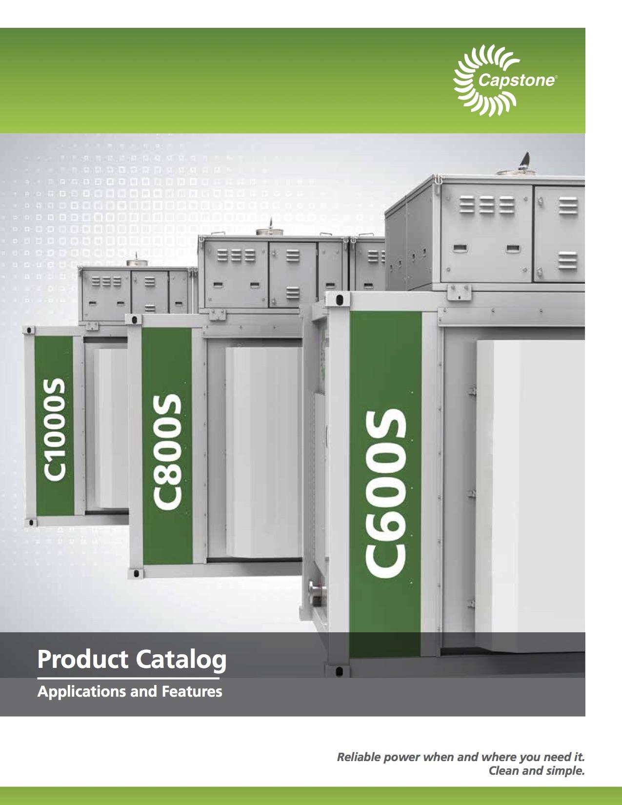 Product Catalog (English)
