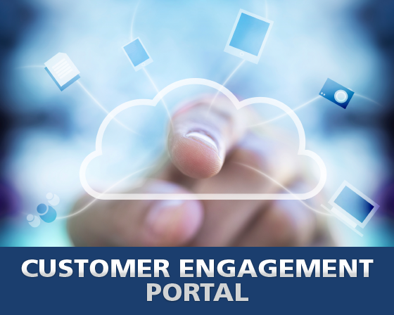 Customer Engagement Portal