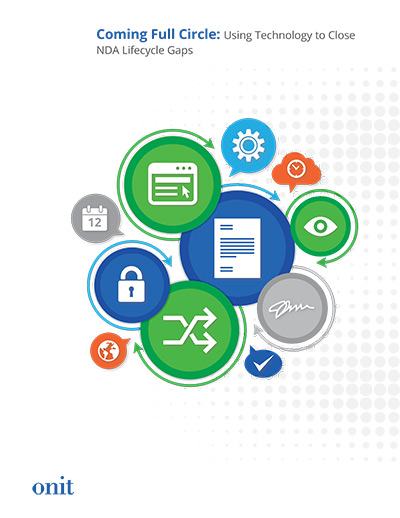 Coming Full Circle: Using Technology to Close NDA Lifecycle Gaps