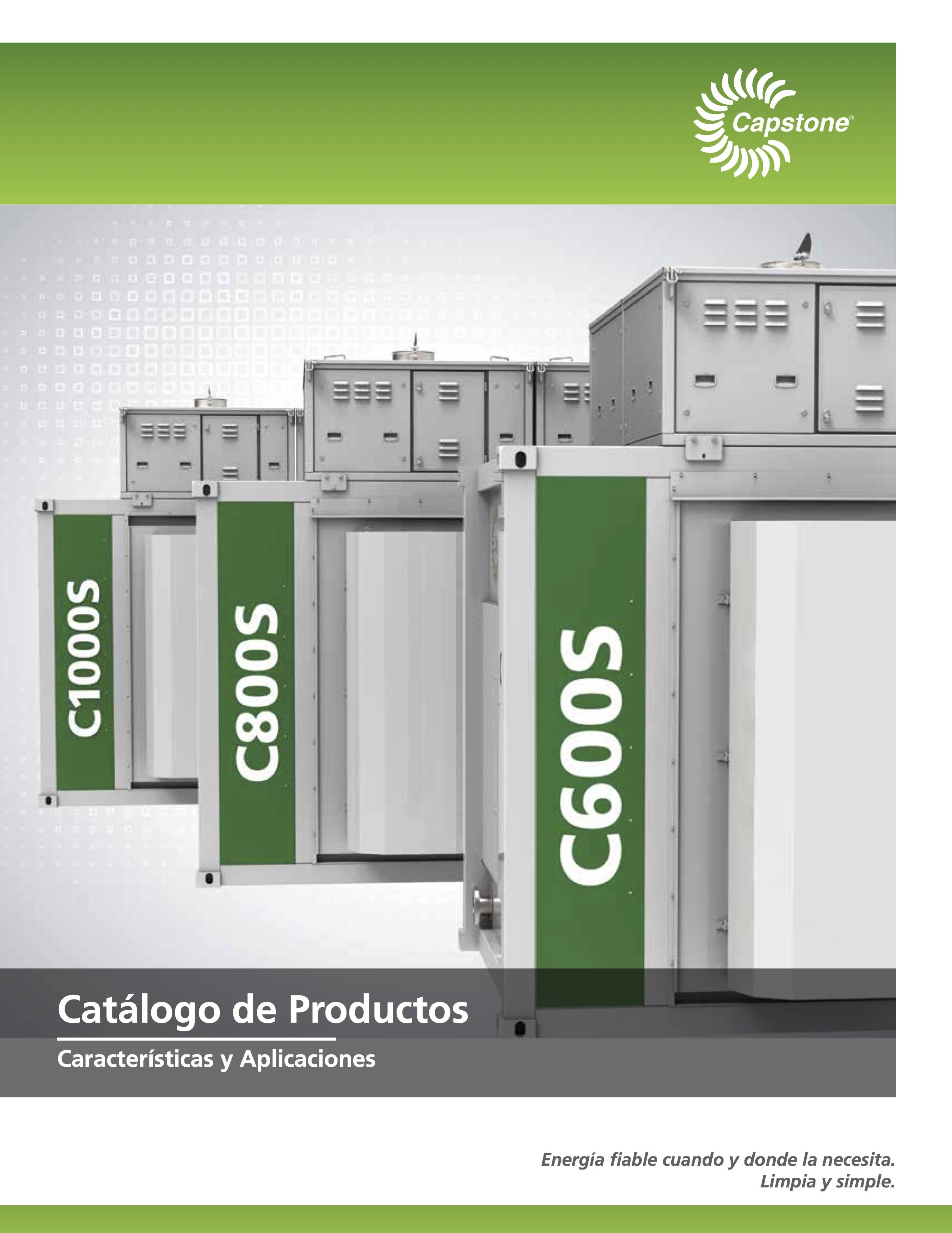 Product Catalog (Spanish)