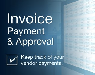 Invoice Payment & Approval